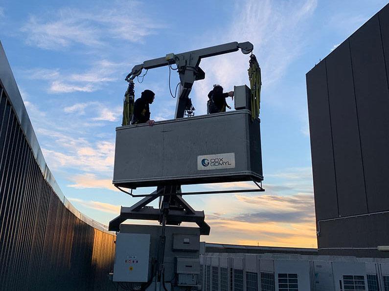 Building Maintenance Units