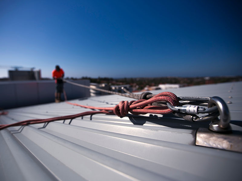Height Safety and Roof Access Systems